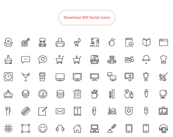 Free Icons 1