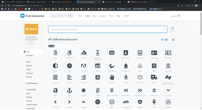 FontAwesome 3