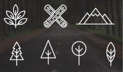Free Wilderness/Camping Icons 2
